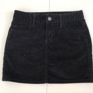 GapKids Girls Corduroy Skirt, Sz 10 Reg